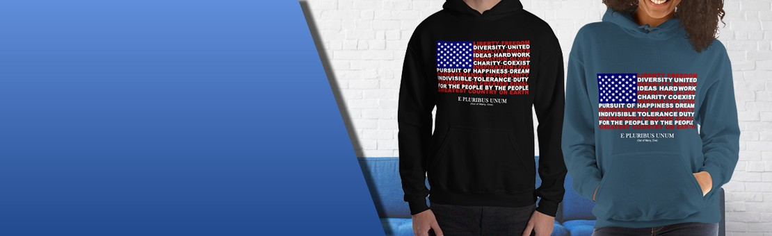 What the USA Means Hoodies